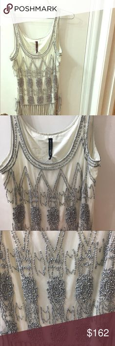 b31ce46983db24 W118 by Walter Baker  Ivory Monique Dress Never been worn. No tags on dress