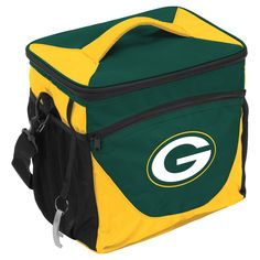 NFL Green Bay Packers 24-Can Soft Side Cooler