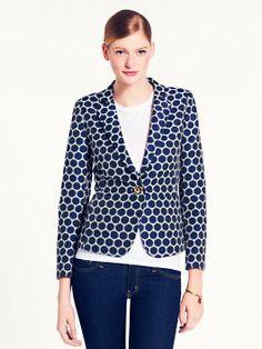 millie blazer by Kate Spade