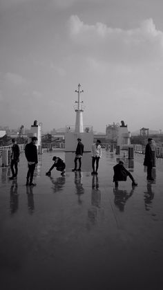 [iKON - '지못미(APOLOGY)' M/V DANCE VER.] Logo removed by @iKONGraphic