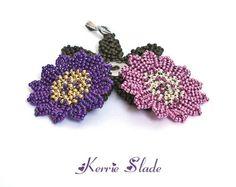 Popper Flowers Instructions  by Kerrie Slade - Beads Gone Wild