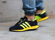 adidas Formel 1 (Core Black / Solar Yellow / Core Black)