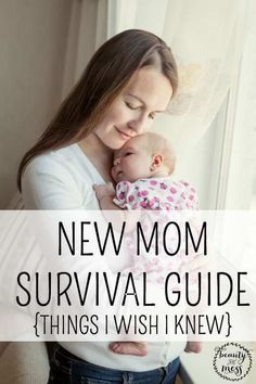 NEW MOM SURVIVAL GUIDE (THINGS I WISH I KNEW). Being a new mom was tough. There is nothing quite like being thrown into a brand-new, full-time job with very little training and no compensation. Check out this survival guide for new moms! New Mom Survival Kit, Survival Guide, Baby Massage, Advice For New Moms, Mom Advice, Preparing For Baby, Before Baby, I Wish I Knew, Newborn Care