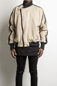 road bomber jacket by daniel patrick