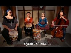 Quatro Cântaros - Mataji - As Mães Sagradas - YouTube