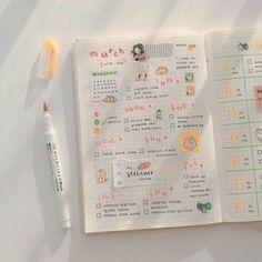 Bullet Journal Notebook, Bullet Journal School, Bullet Journal Themes, Bullet Journal Spread, Bullet Journal Inspiration, Book Journal, Journals, Journal Ideas, Journal Layout