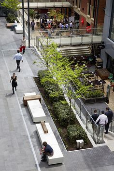 Brookfield Place by HASSELL « Landscape Architecture Works | Landezine