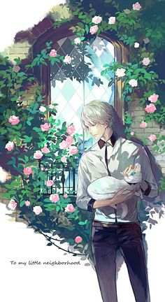 New Garden Illustration Rose 62 Ideas Related posts: Beautiful Anime Art Ideas Ideas for the Sketchbook: Options What to Draw in… drunk Rose district Yuri on Ice!- Eros: Captured in the Pleasure Garden (Doujinshi) Manga english,… Manga Anime, Fanarts Anime, Manga Art, Anime Art, Hot Anime Boy, Anime Love, Illustration Rose, Garden Illustration, Manga Dragon