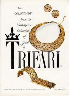 Vintage Jewelry Ads 100 Ideas On Pinterest Jewelry Ads Vintage Jewelry Vintage Costumes