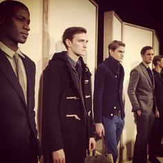 JCREW NYFW 2012 FALL more.
