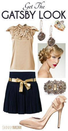 Love this!! Finger Waves and Flapper Girls Get the Gatsby Look!!! Just in time for the newest Gatsby Movie :)