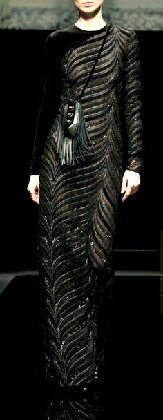 Armani fall 2020 Giorgio Armani, Couture, How To Wear, Inspiration, Fall, Dresses, Fashion, Fall Season, Vestidos