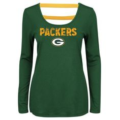 NFL Women's Green Bay Packers Synthetic Tee