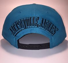 3bcc6d5b83d NFL Jacksonville Jaguars Shadow Slice 2 Tone 9Fifty Snapback Teal Hat New  Era