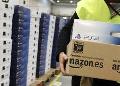 Amazon.es reduz 50% os custos de envio para Portugal