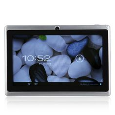 IPPO Y8 IMAPx800 Dual Core MID Tablet PC 7 Inch Android 4.1 4GB Dual Camera HDMI Color Silver