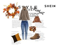 """goo.gl/nhLjD7"" by azradesing ❤ liked on Polyvore featuring National Tree Company and Chico's"