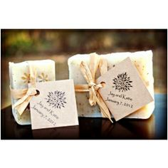 soap wedding favors