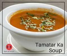 Delectable Tamatar Ka Soup In Winter Breeze...Awsome Book Now:-+ 65 6681 6694/+65 6339 3394 Address:- # 01 -16 , Quayside Isle,31 Ocean Way, Sentosa Cove Singapore 098375 #TamatarKaSoup #EarlOfHindh #Singapore #IndianRestaurant