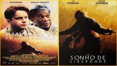 Os Melhores Filmes em Torrent: Um Sonho de Liberdade (1994)  BluRay 1080p Dublado...