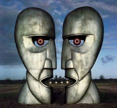 Pink Floyd - Division Bell - THE ALBUM COVER ART OF STORM THORGERSON