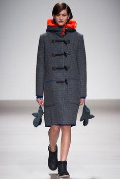 Christopher Raeburn - Fall 2015 Ready-to-Wear - Look 2 of 25