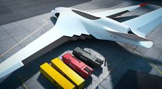 Giant Russian supersonic transport plane concept  , - ,   Giant Russian su...