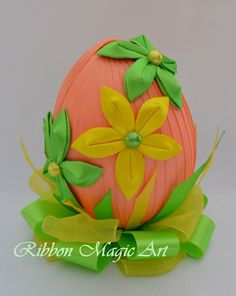 A personal favorite from my Etsy shop https://www.etsy.com/listing/270870384/easter-foam-egg-easter-eggs-easter