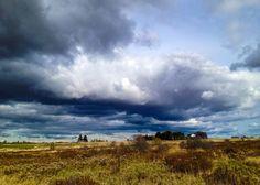Autumn sky 1. October 2013, iPhone