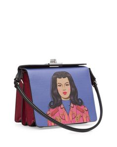 prada saffiano executive tote - Saffiano Front-Pocket Tote Bag, White (Talco) by Prada at Bergdorf ...