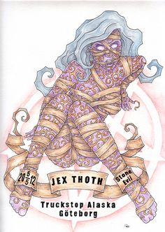 jex thoth - Google Search