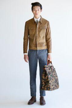 Ernest Alexander Spring 2014 Men's Collection