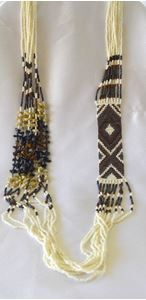 Hand Beaded NecklaceWhat Cowgirls Want