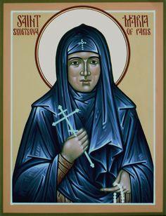 Saint Maria of Paris