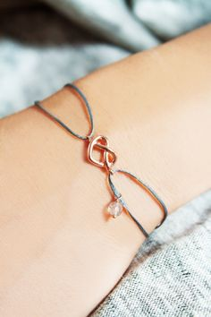 NEWONE-SHOP.COM I #infinity #heart #bracelet