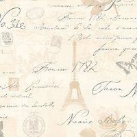 Holden Calligraphy Wallpaper - Neutral