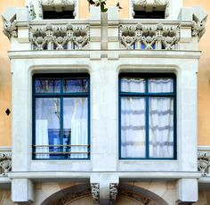 Barcelona - Pl. Tetuan 009 b 1 | von Arnim Schulz