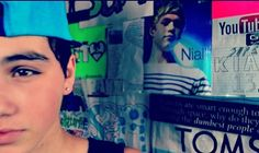Sam Pottorff xD such a cute guy directioner i cant even AND HES PART OF O2L