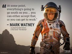 The Martian movie quote