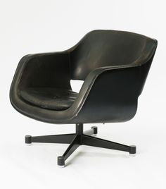 Olli Mannermaa; Lounge Chair for Asko Oy, 1960.