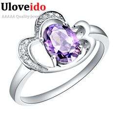 Find More Rings Information about 2016 Vintage Cubic Zirconia Crystal Silver Plated Rings Engagement Ring Unique Fashion Jewelry Women Wedding Accessories J103,High Quality jewelry spike,China jewelry gothic Suppliers, Cheap jewelry engrave from D&C Fashion Jewelry Buy to Get a Free Gift on Aliexpress.com