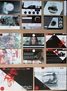 Jaynee Franklin, Whangarei Girls' High School Exhibition, Portfolio Design, High School, Environment, Boards, Graphics, Graphic Design, Girls, Top