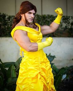 NO ONE COSPLAYS BELLE LIKE GASTON <----I've been laughing for roughly 10 years about this