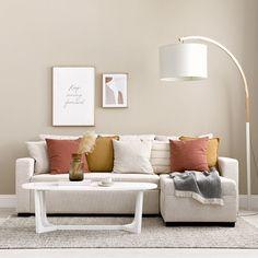 Onel sofá cama / El sofá perfecto para tener invitados. Onel, un bonito sofá sencillo y funcional, perfecto para completar tu salón. Convertible en sofá cama, una opción ideal para tener invitados en casa si no dispones de mucho espacio. Decor, Sofa Cama, Couch, Bed, Furniture, Pillows, Home Decor, Throw Pillows