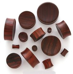 Would love some wooden plugs.