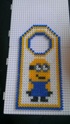 Minion Door Handle Sign