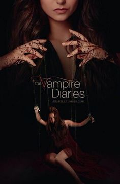 Fan made promo of Katherine controlling Elena... This is so brilliant and terrifying.