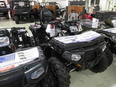 New 2016 Polaris Sportsman® Touring XP 1000 ATVs For Sale in Florida. Black Pearl Powerful 88 Horsepower ProStar™ 1000 Twin EFI Engine Premium XP Performance Package with Integrated Passenger Seat High Performance Close Ratio On-Demand All Wheel Drive (AWD)