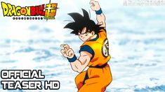 Dragon Ball Super Movie Teaser Trailer Official 2018 HD Dragon Ball Movie opens December 2018 The Dragon Ball Super movie this time around will be . Dbz Gif, New Movies 2018, Super Movie, Hero Movie, Dbz Videos, Movie Trailers, Goku, Dragon Ball Z, Teaser