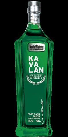 Discover Kavalan Concertmaster Single Malt Whisky at Flaviar